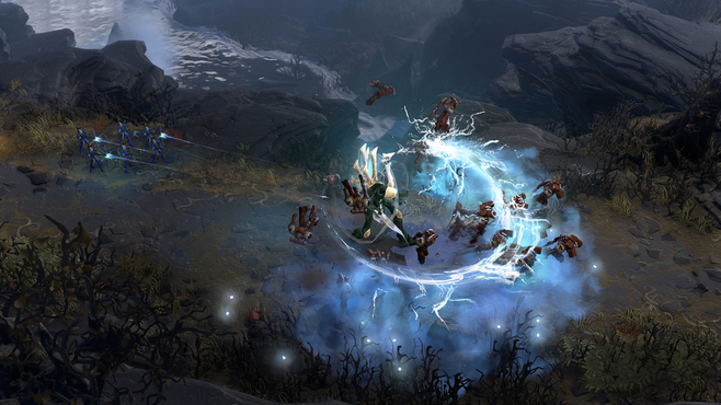 Warhammer 40,000: Dawn of War III Screenshot 3