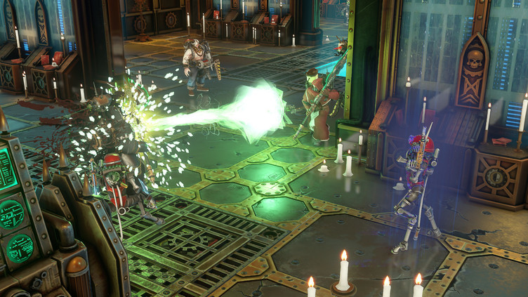 Warhammer 40,000: Mechanicus - Heretek Screenshot 2