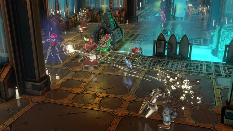 Warhammer 40,000: Mechanicus - Heretek Screenshot 3