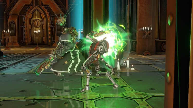 Warhammer 40,000: Mechanicus - Heretek Screenshot 4