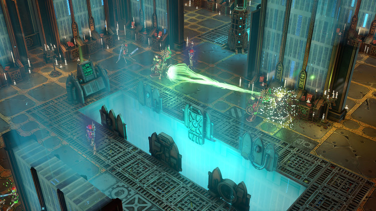 Warhammer 40,000: Mechanicus - Heretek Screenshot 5