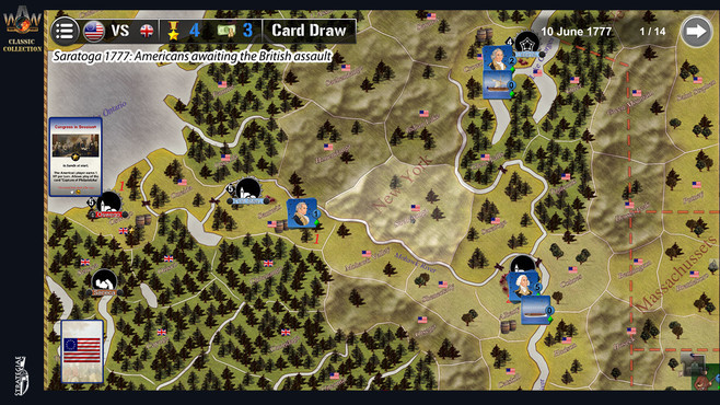 Wars Across The World Expanded Edition Screenshot 2