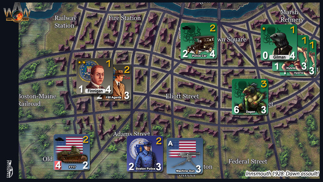 Wars Across The World Screenshot 4