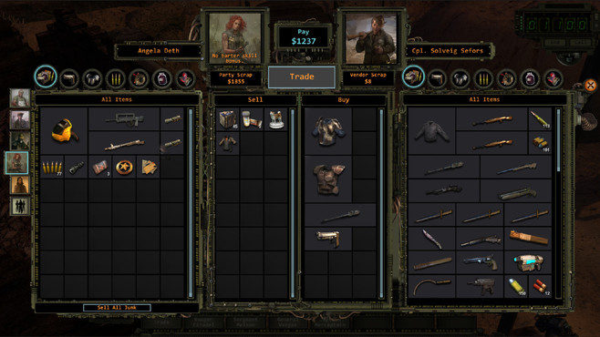 Wasteland 2 Digital Deluxe Edition Director's Cut Screenshot 4