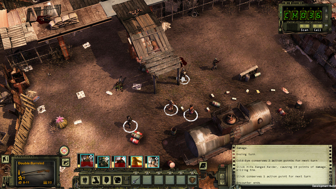 Wasteland 2 Digital Deluxe Edition Director's Cut Screenshot 2