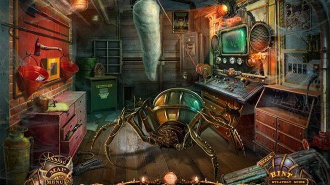 Web of Deceit: Deadly Sands Collector's Edition Screenshot 1