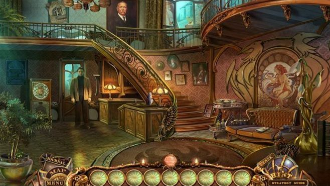 Web of Deceit: Deadly Sands Collector's Edition Screenshot 3