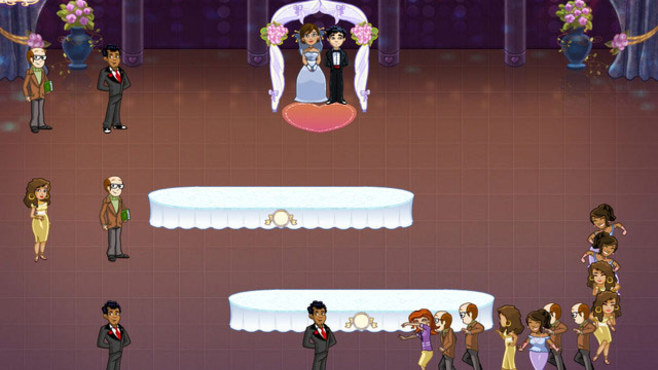 Wedding Dash 4-Ever Screenshot 2