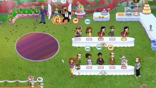 Wedding Dash 4-Ever Screenshot 3