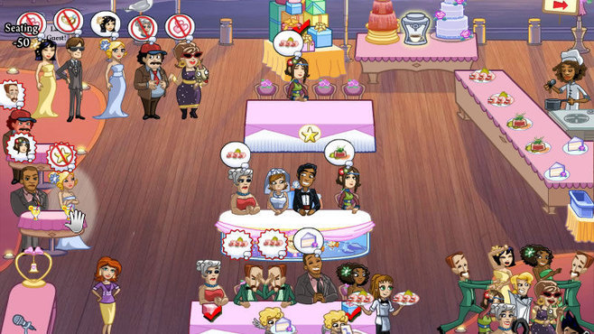 Wedding Dash: Ready, Aim , Love! Screenshot 2
