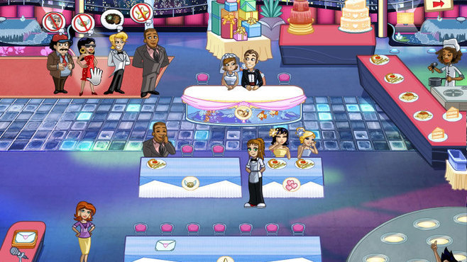 Wedding Dash: Ready, Aim , Love! Screenshot 3
