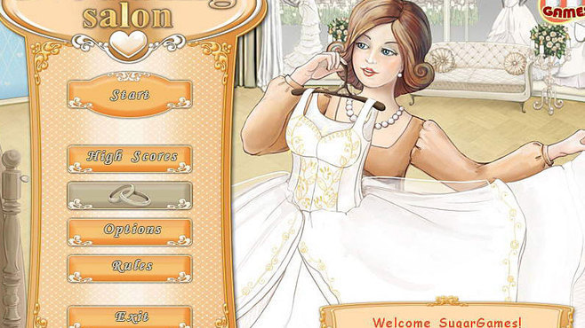 Wedding Salon Screenshot 1