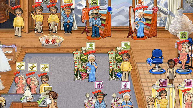Wedding Salon Screenshot 6