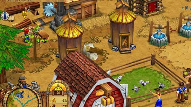 Westward II: Heroes of the Frontier Screenshot 1