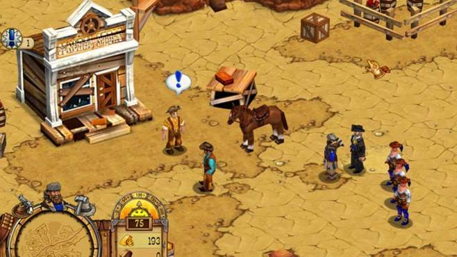 Westward II: Heroes of the Frontier Screenshot 3