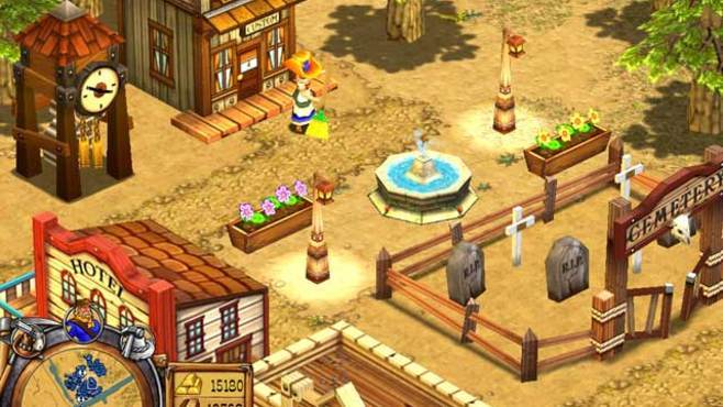 Westward III: Gold Rush Screenshot 1