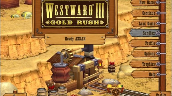 Westward III: Gold Rush Screenshot 4