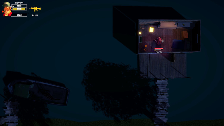 Whiskey & Zombies: The Great Southern Zombie Escape Screenshot 4