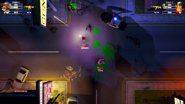 Whiskey & Zombies: The Great Southern Zombie Escape Screenshot 6