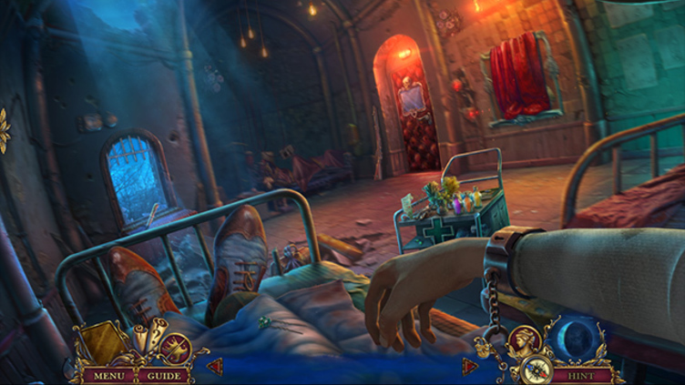 Whispered Secrets: Dreadful Beauty Collector's Edition Screenshot 4