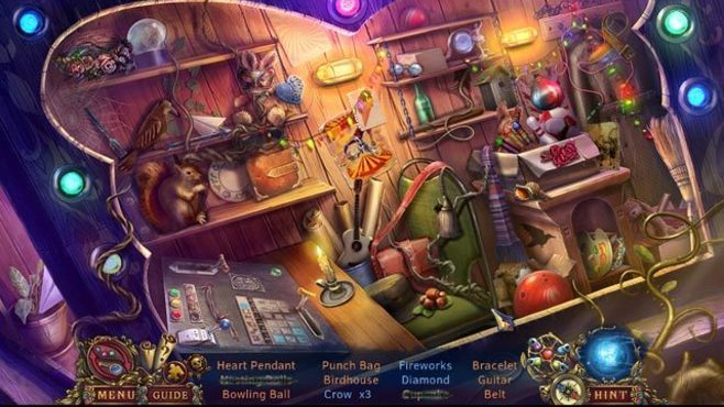 Whispered Secrets: Enfant Terrible Collector's Edition Screenshot 1