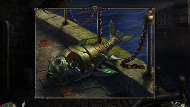 Whispered Secrets: The Story of Tideville Collector's Edition Screenshot 2