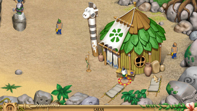 Wild Tribe Screenshot 3