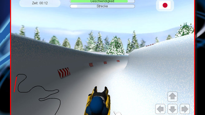 Winter Games Screenshot 2