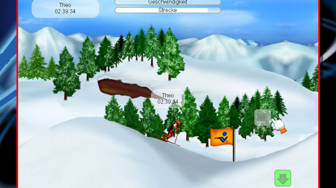 Winter Games Screenshot 4