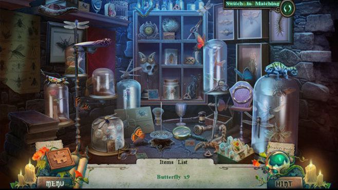 Witches' Legacy: Covered by the Night Collector's Edition Screenshot 4