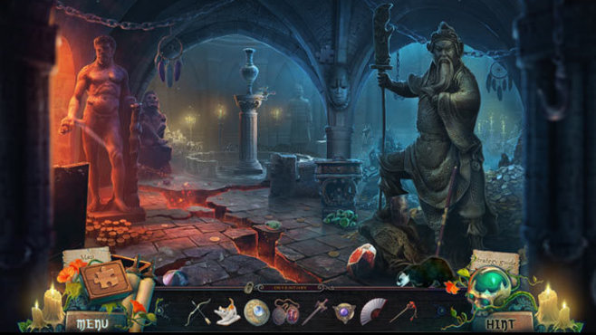 Witches' Legacy: Covered by the Night Collector's Edition Screenshot 5