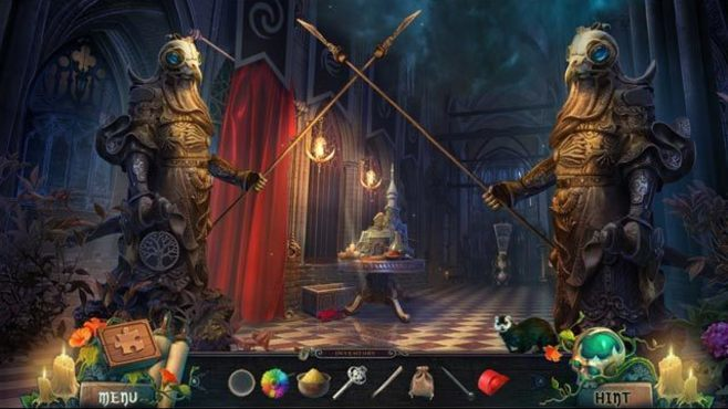 Witches' Legacy: Covered by the Night Collector's Edition Screenshot 6