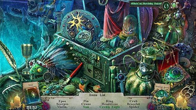 Witches' Legacy: Hunter and the Hunted Collector's Edition Screenshot 2