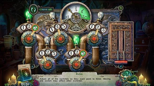 Witches' Legacy: Hunter and the Hunted Collector's Edition Screenshot 3