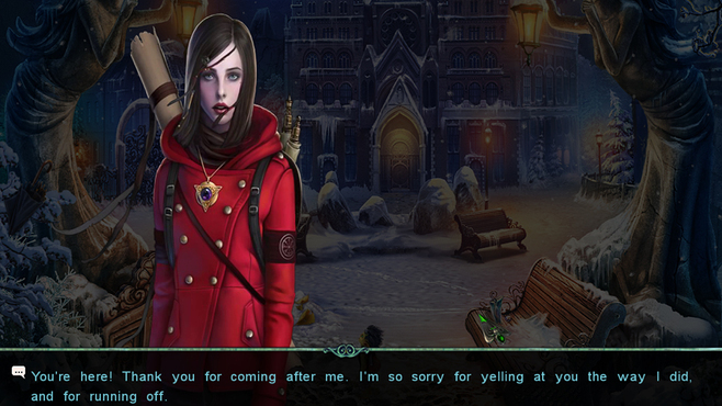 Witches' Legacy: Lair of the Witch Queen Collector's Edition Screenshot 2