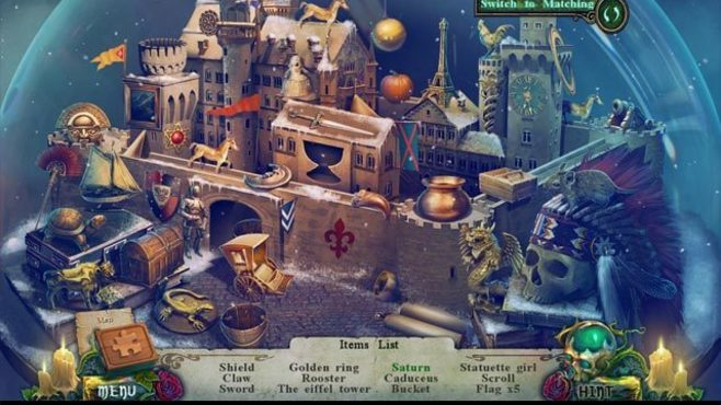 Witches' Legacy: Slumbering Darkness Collector's Edition Screenshot 2