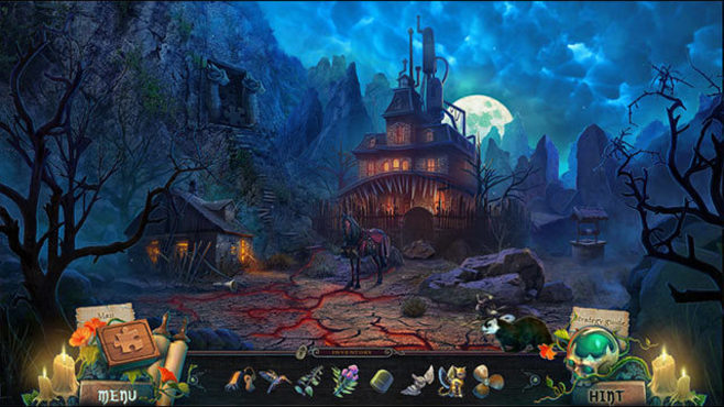 Witches' Legacy: The City That Isn't There Collector's Edition Screenshot 1