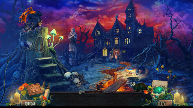 Witches' Legacy: The City That Isn't There Collector's Edition Screenshot 4