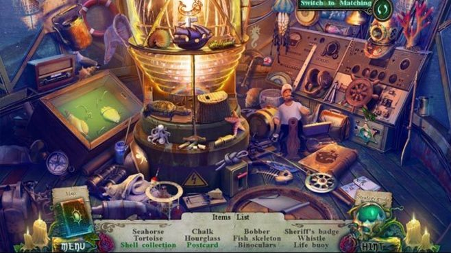 Witches' Legacy: The Ties That Bind Collector's Edition Screenshot 5