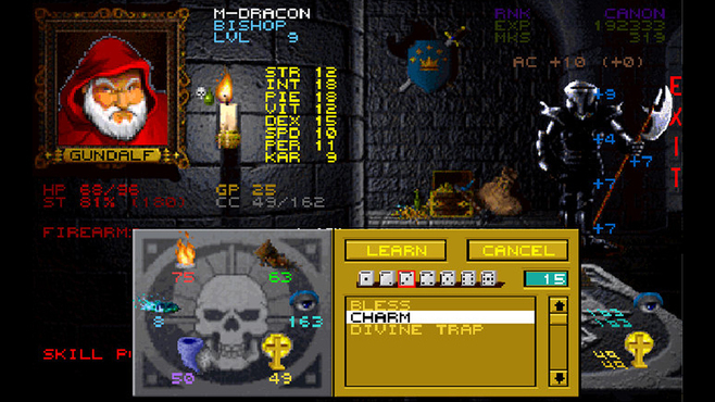 Wizardry 6 & 7 Screenshot 7