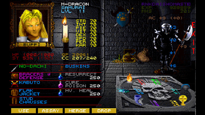 Wizardry 6 & 7 Screenshot 8