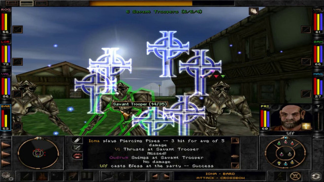 Wizardry 8 Screenshot 1