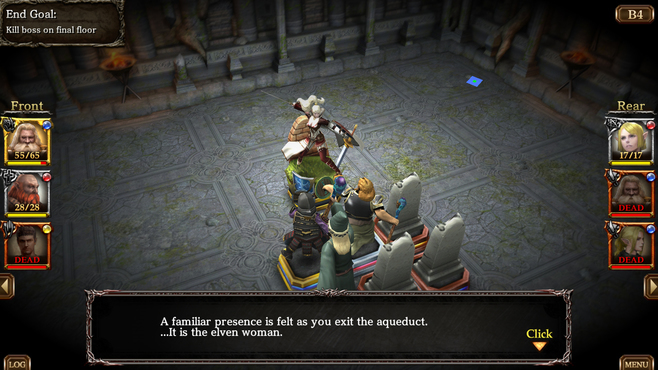 Wizrogue - Labyrinth of Wizardry Screenshot 4