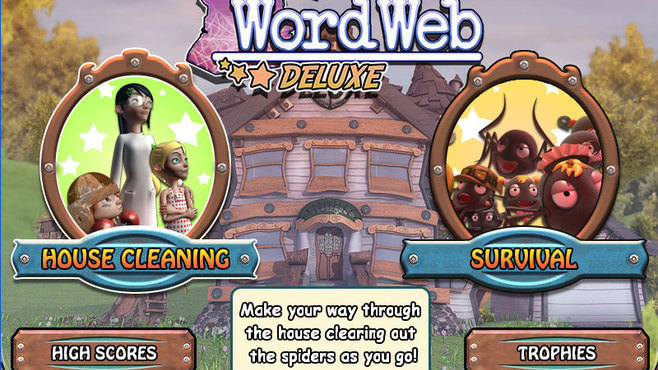 Word Web Deluxe Screenshot 1