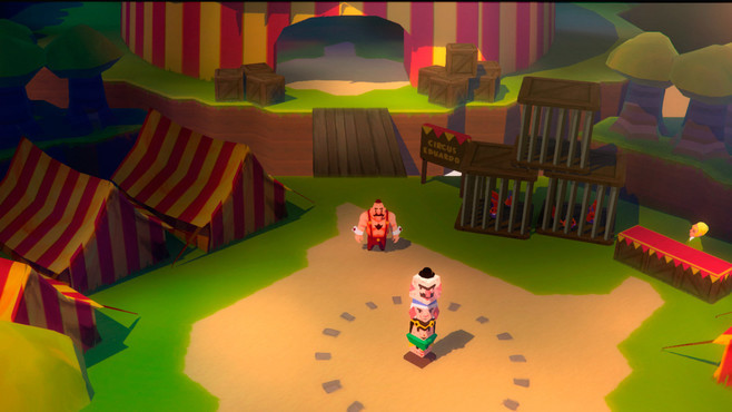 World to the West Screenshot 16