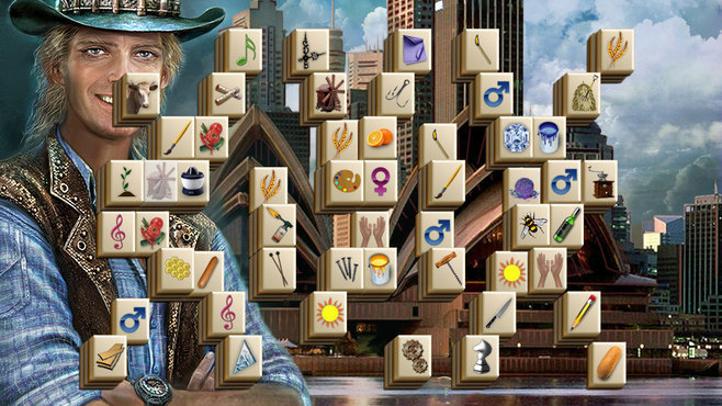 World's Greatest Cities Mahjong Screenshot 1