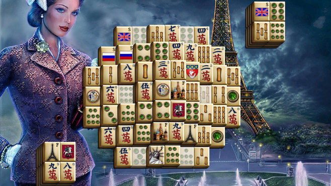 World's Greatest Cities Mahjong Screenshot 3