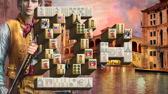 World's Greatest Cities Mahjong Screenshot 5