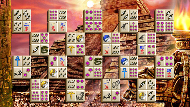 World's Greatest Places Mahjong Screenshot 3
