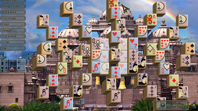 World's Greatest Temples Mahjong Screenshot 4